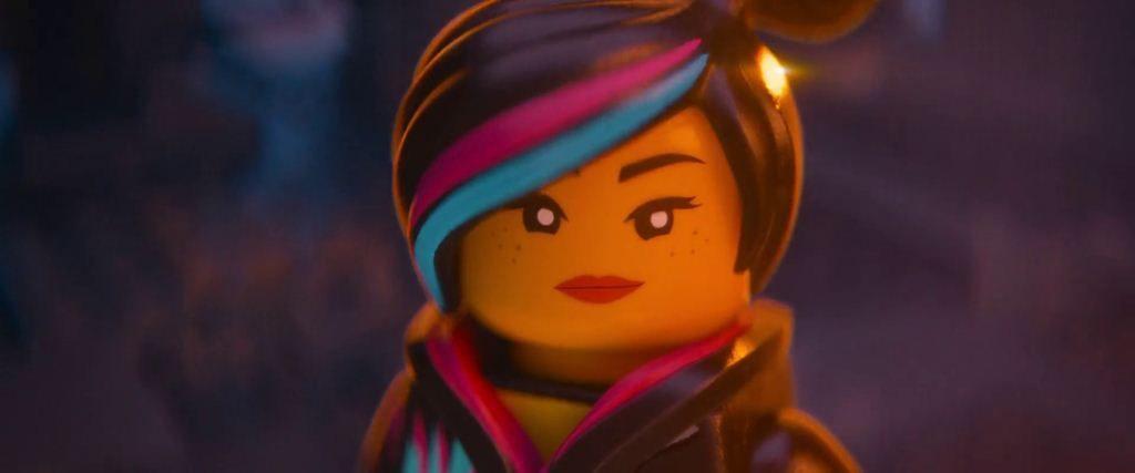 Lucy Wyldstyle en La LEGO PElícula personaje femenino