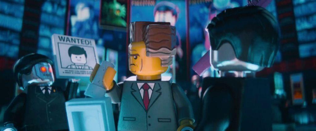 President Business (Mega Malo) en La LEGO Película edad recomendada 7 para niños