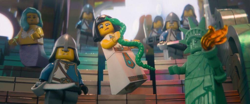 LEGO Película apariciones estelares Cleopatra