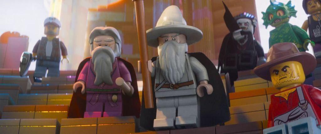 LEGO Película apariciones estelares