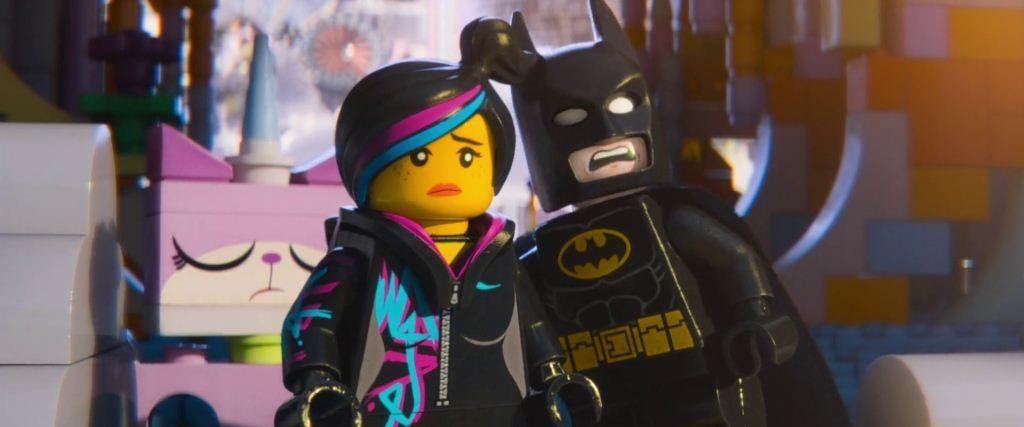 LEGO Película apariciones estelares Batman