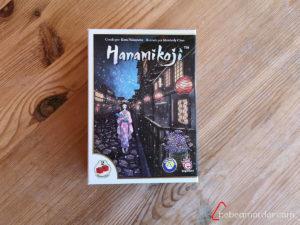 portada juego Hanamikoji