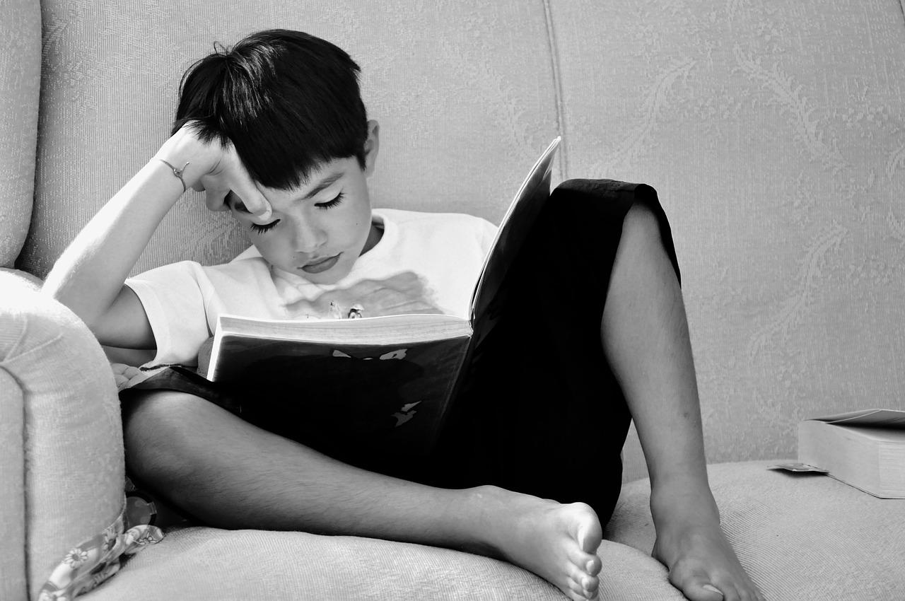 cómo conseguir que no lean los niños motivacion lectura