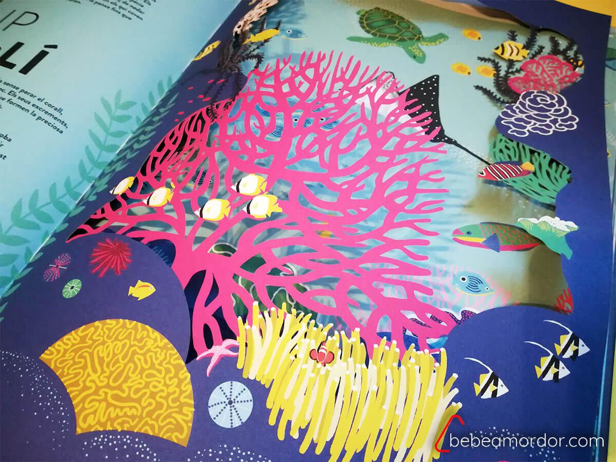 Reseña libro ilustrado Océano