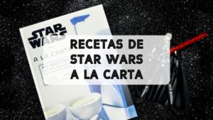 portada cocina friki recetas de Star Wars a la carta