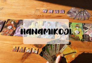 portada reseña juego de mesa para dos Hanamikoji