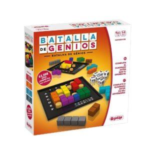 Caja juego batalla de genios