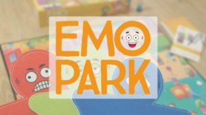 portada reseña cómo se juega al juego de mesa EMO Park de Cayro the Games
