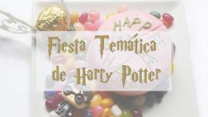 Portada Cocina Friki recetas para Fiesta temática de Harry Potter