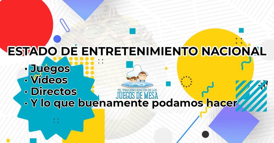 EPR Estado de Entretenimiento Nacional