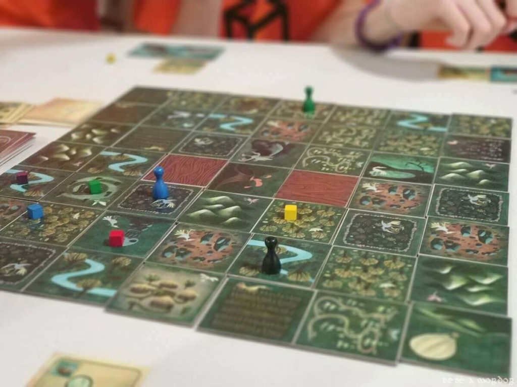 juego de mesa El Tesoro de San Borondón