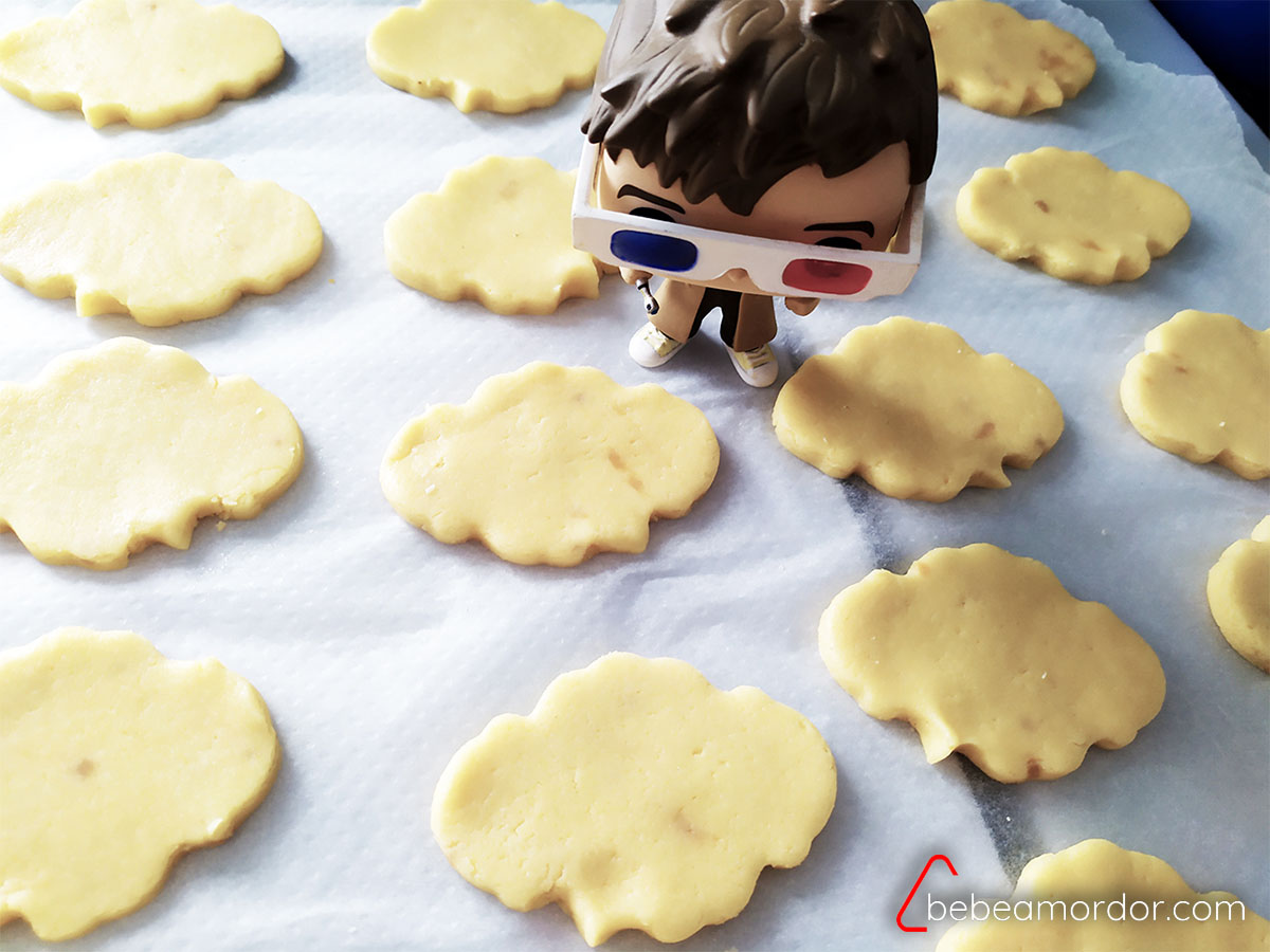 receta galleta frikis