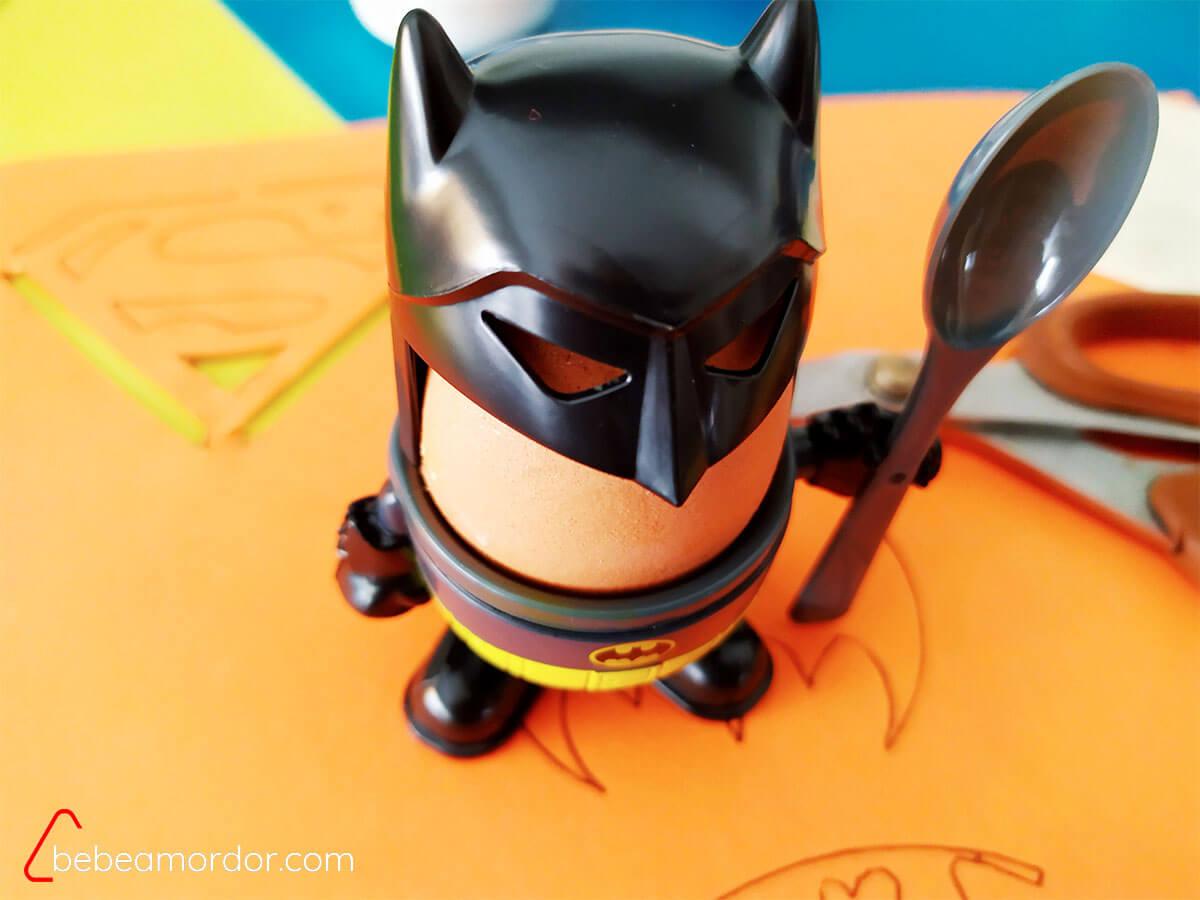 huevera batman