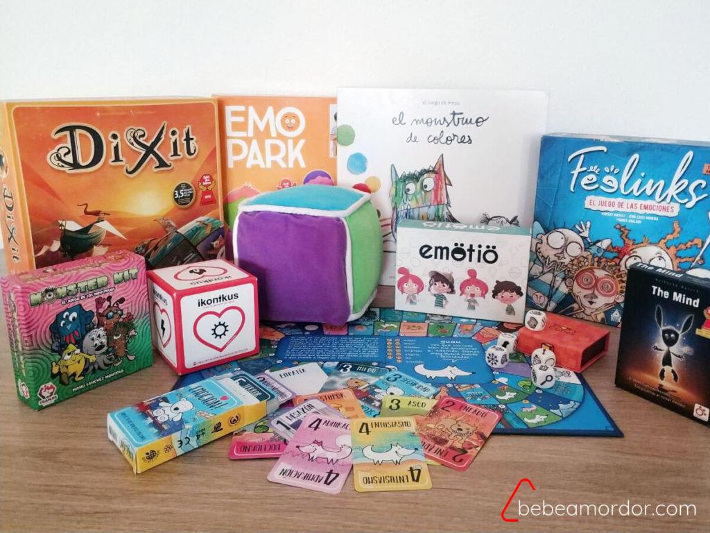 juegos de mesa para trabajar la inteligencia emocional