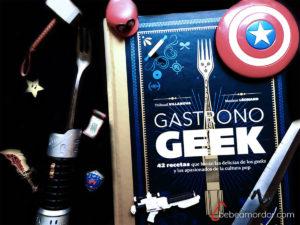 Portada libro gastrono geek