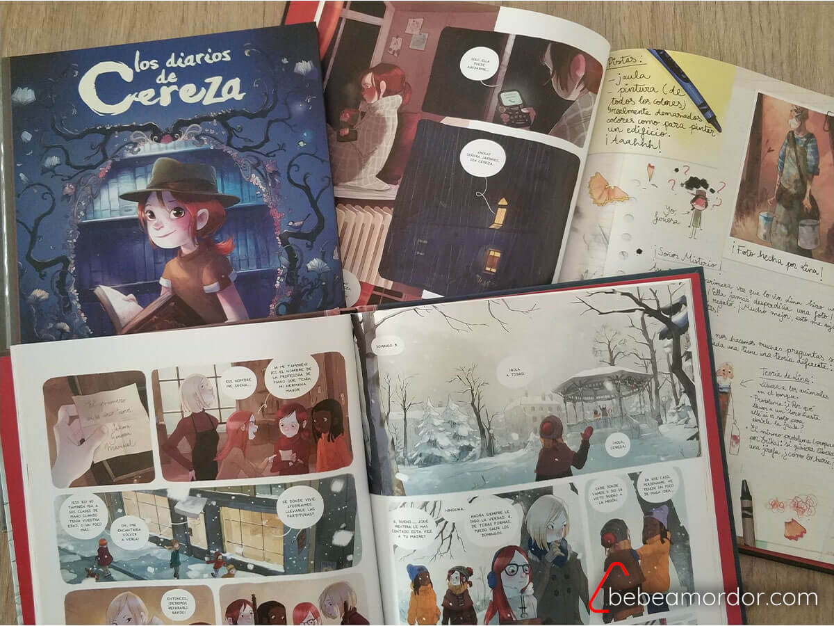 comics juveniles