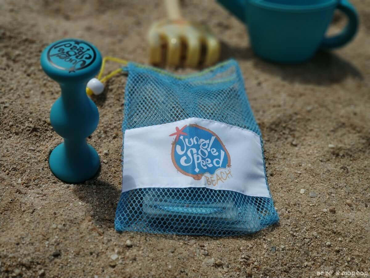 juego de mesa para playa o piscina Jungle Speed Beach