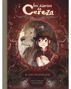 juvenil cómic para niñas y niños desde 9 años Los Diarios de Cereza