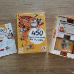 caja abierta juego 450 cosas