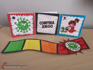 juego gratis sobre coronavirus maestro Manu Sánchez.
