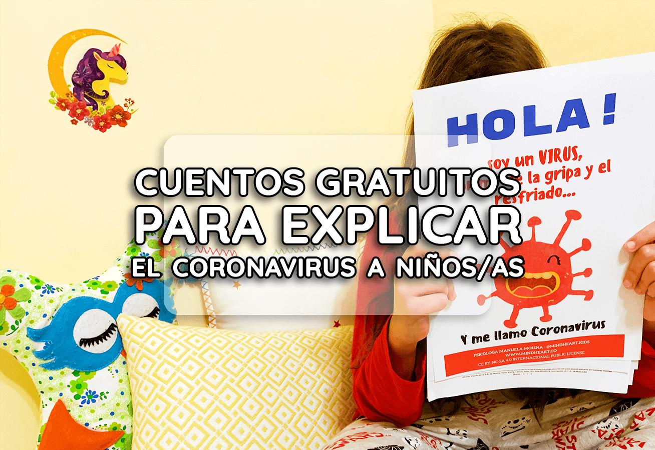 cuentos gratuitos coronavirus