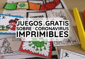 Juegos sobre el coronavirus gratuitos