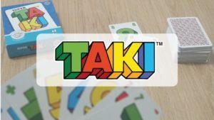 portada reseña cómo se juega juego de mesa Super Taki