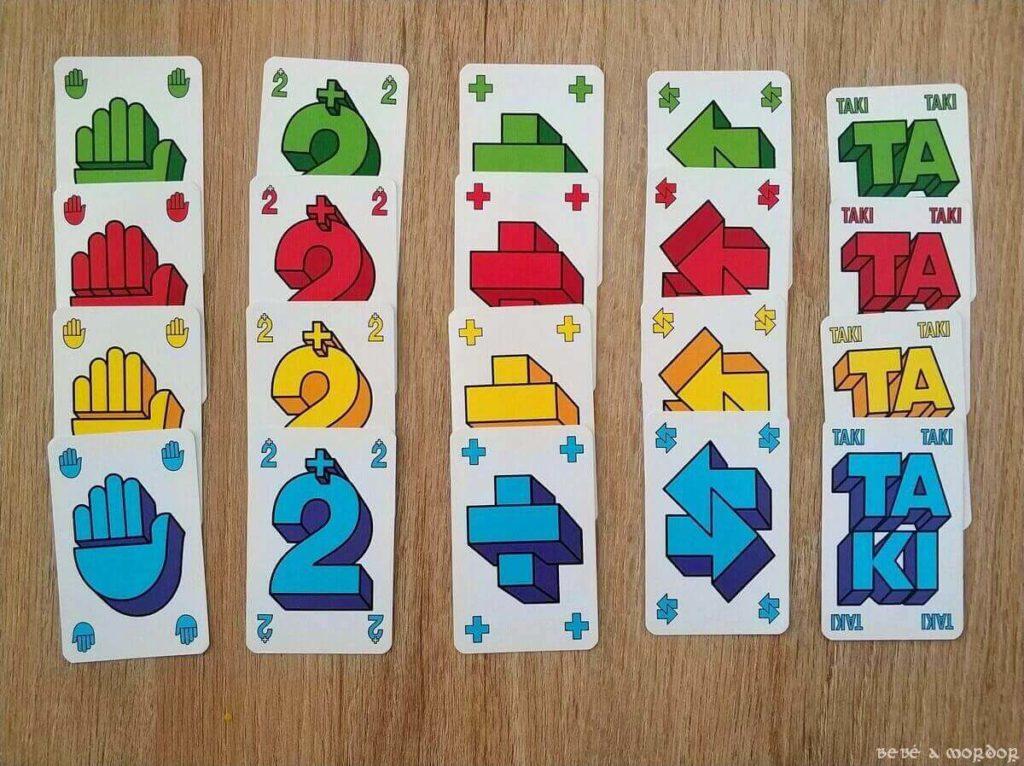 tipos de cartas especiales