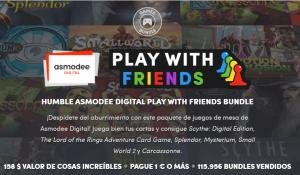 videojuegos gratisAsmodee Digital Play with friends