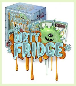 Dirty Fridge juego de mesa imprimible