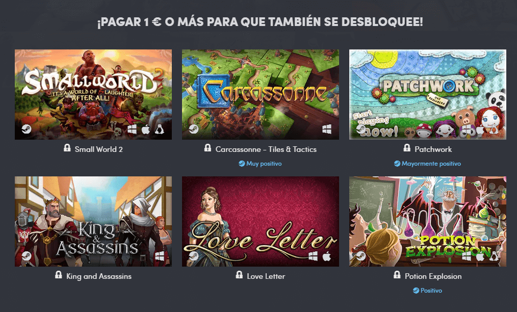 videojuegos gratis de Asmodee Digital Play with friends