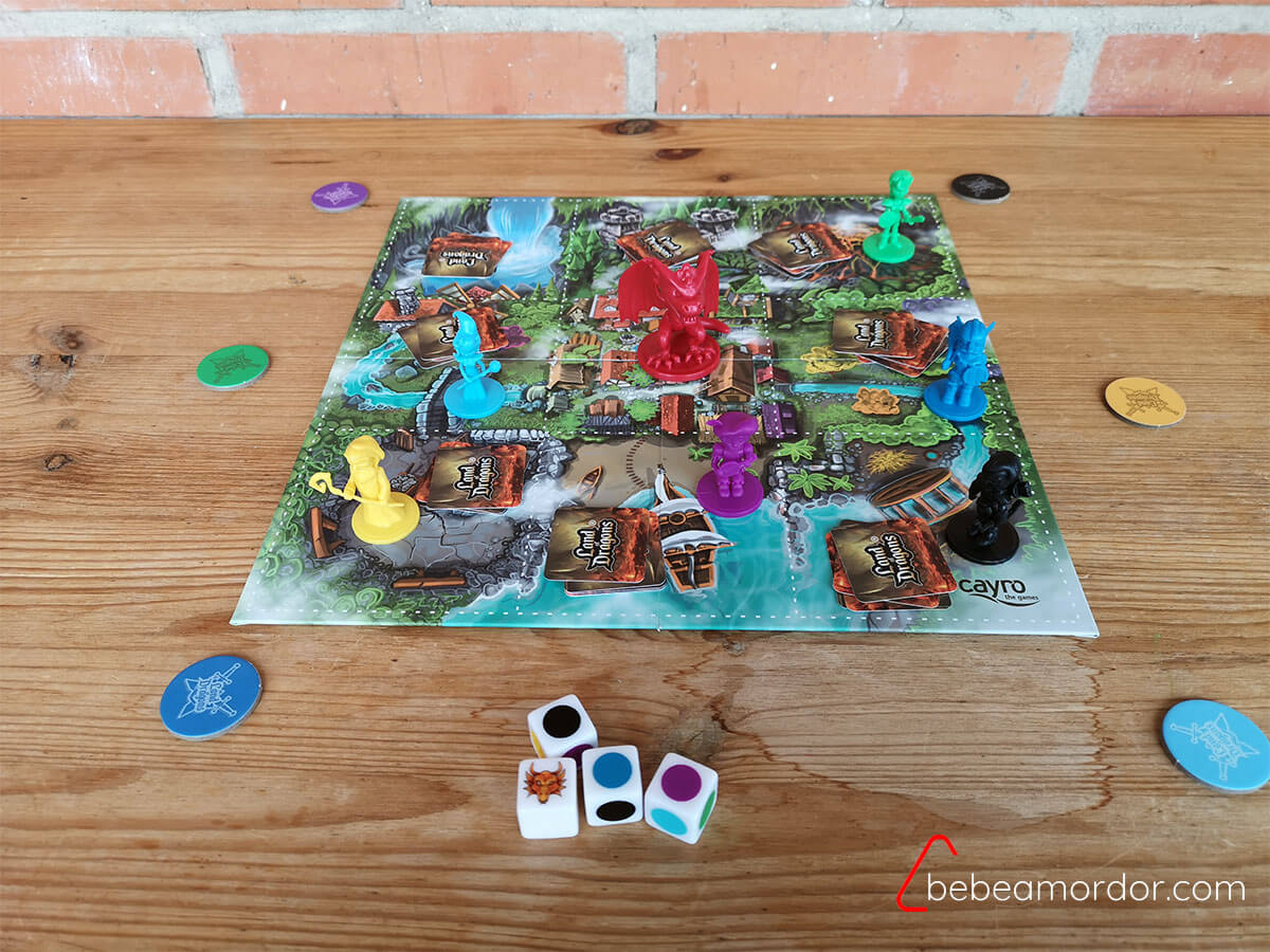 Reseña Land of Dragons