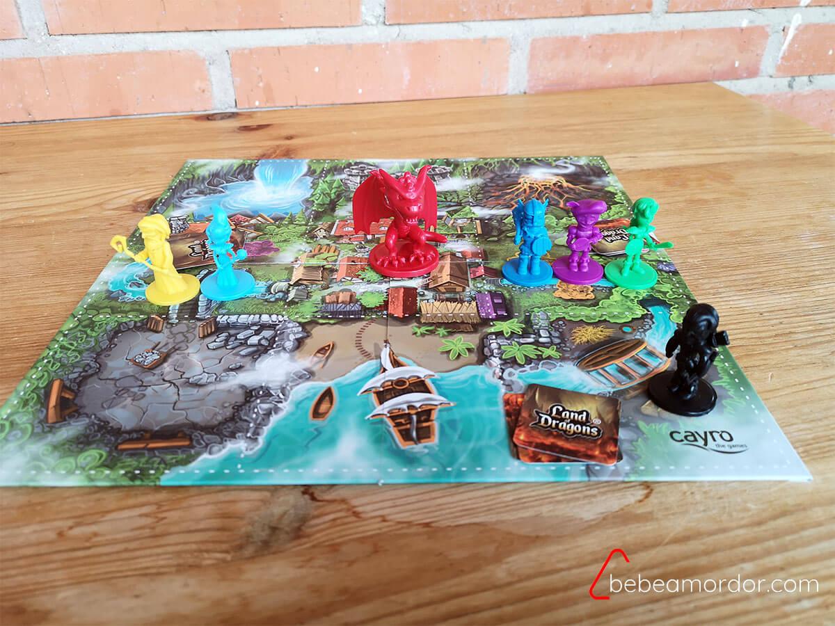 juegos de mesa de cayro