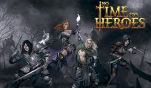 No Time for Heroes juego gratis fantasía medieval