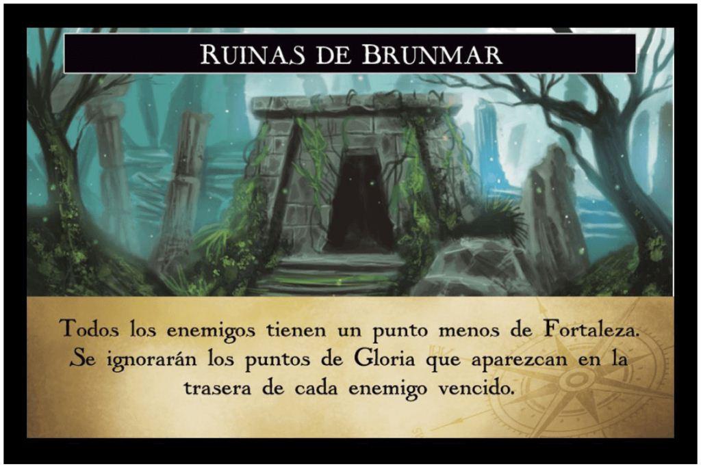 escenario Ruinas de Brumar
