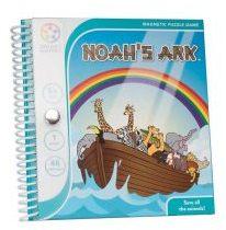 Noahs Ark juegos olitario magnetico de viaje