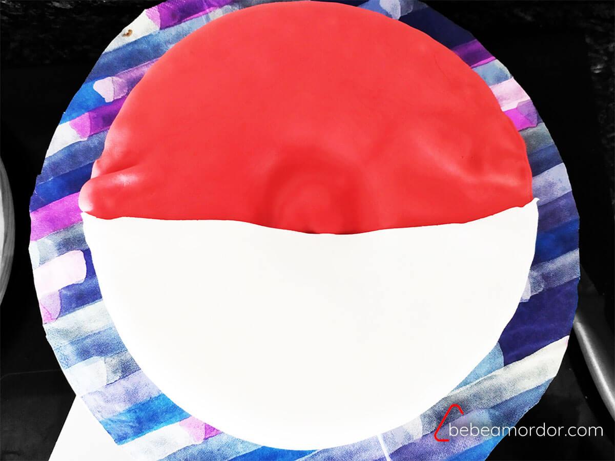 tarta pokemon para cumpleaños