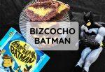 Receta bizcocho batman