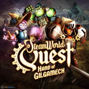 videojuegos gratis pc Steamworld Quest Hand of Gilgamech Google Stadia