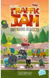 caja juego para resolución de problemas matemáticos Traffic Jam secundaria