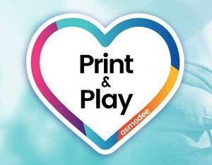 juegos de mesa imprimibles gratis de Asmodee Print and play