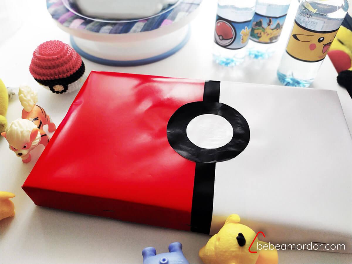 Decoración para fiesta pokemon