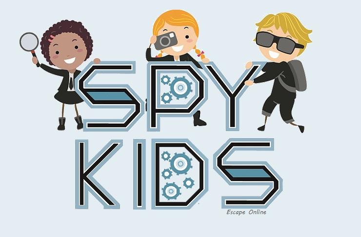 escape rooms virtuales spy kids