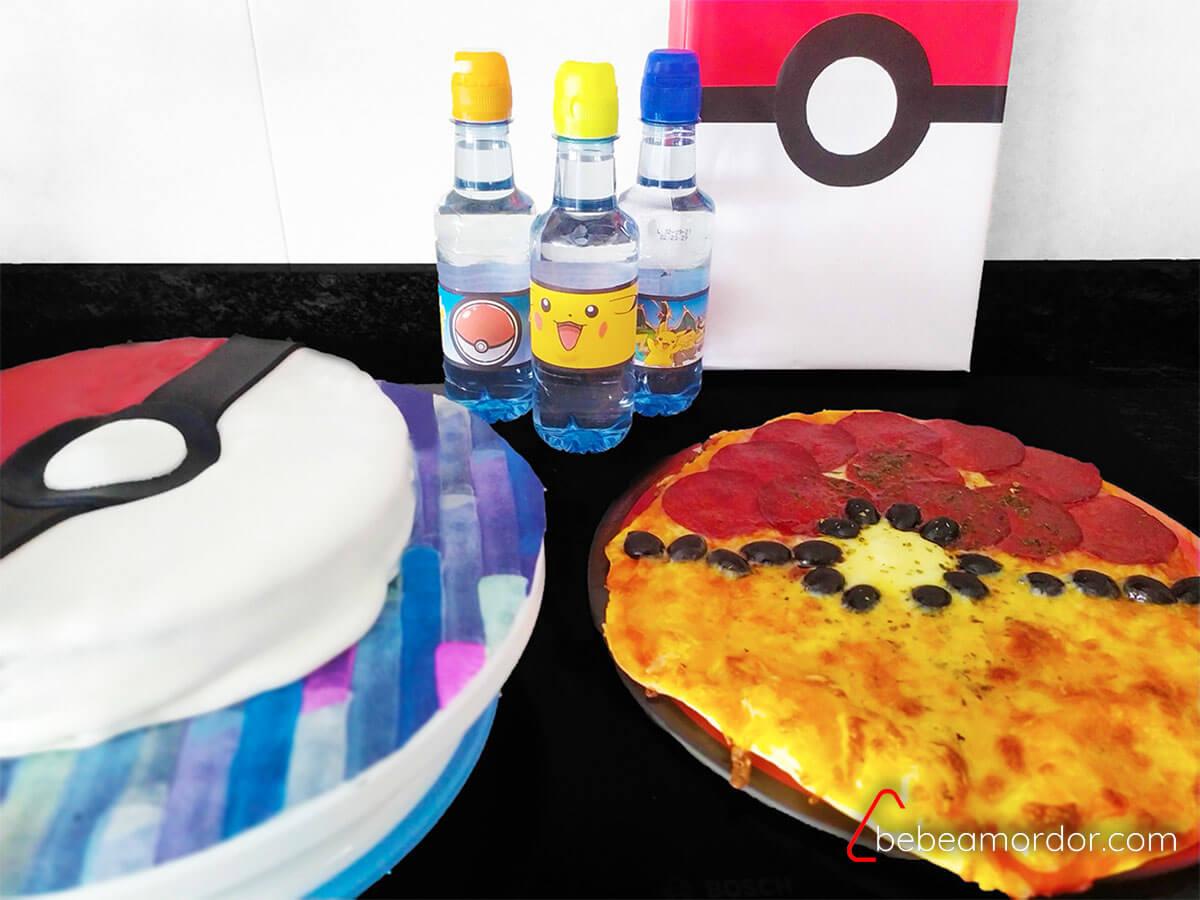 Fiesta de cumpleaños pokemon