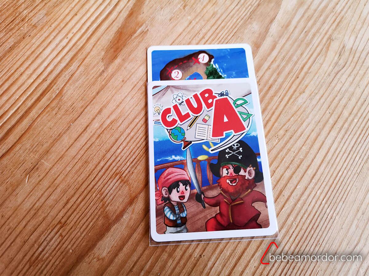 club a reseña juego de mesa