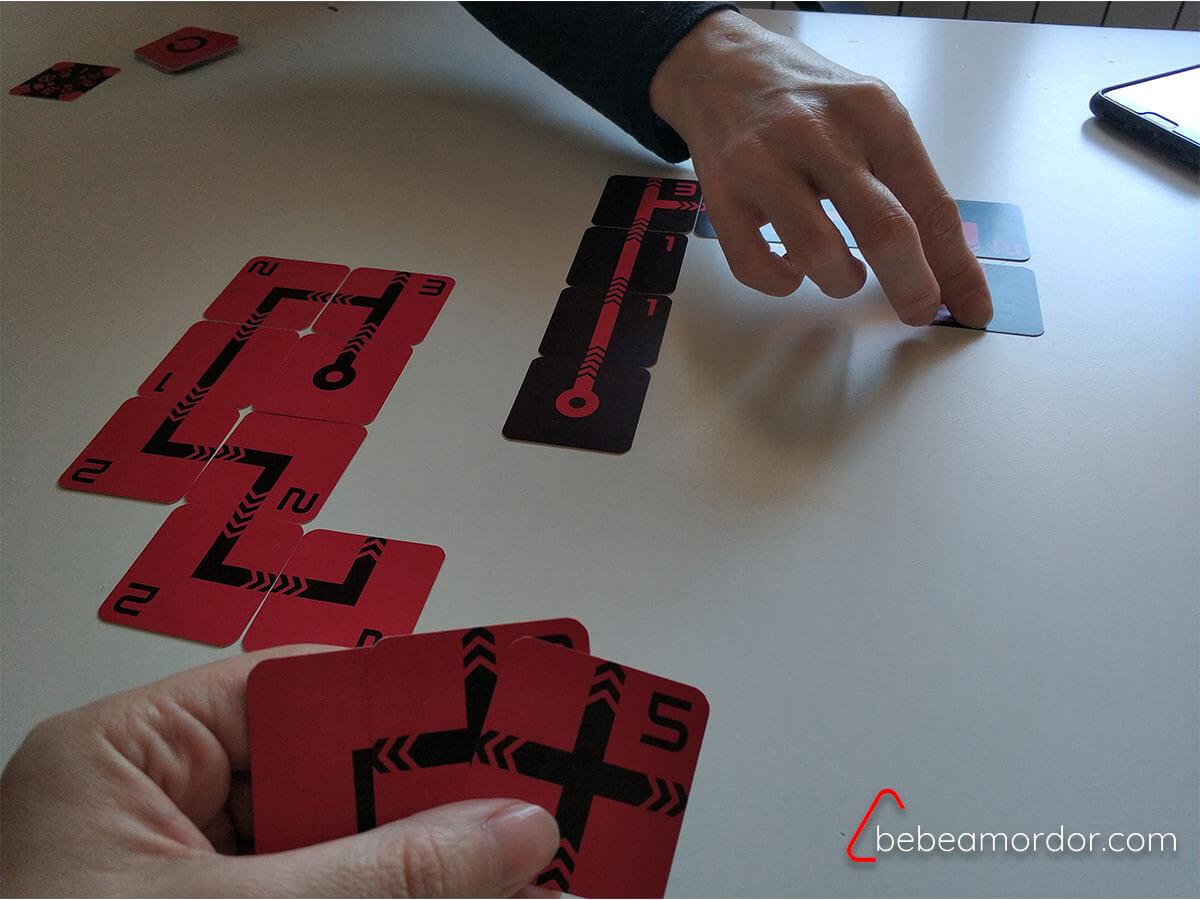 juego de mesa end of line mentalización autismo TEA