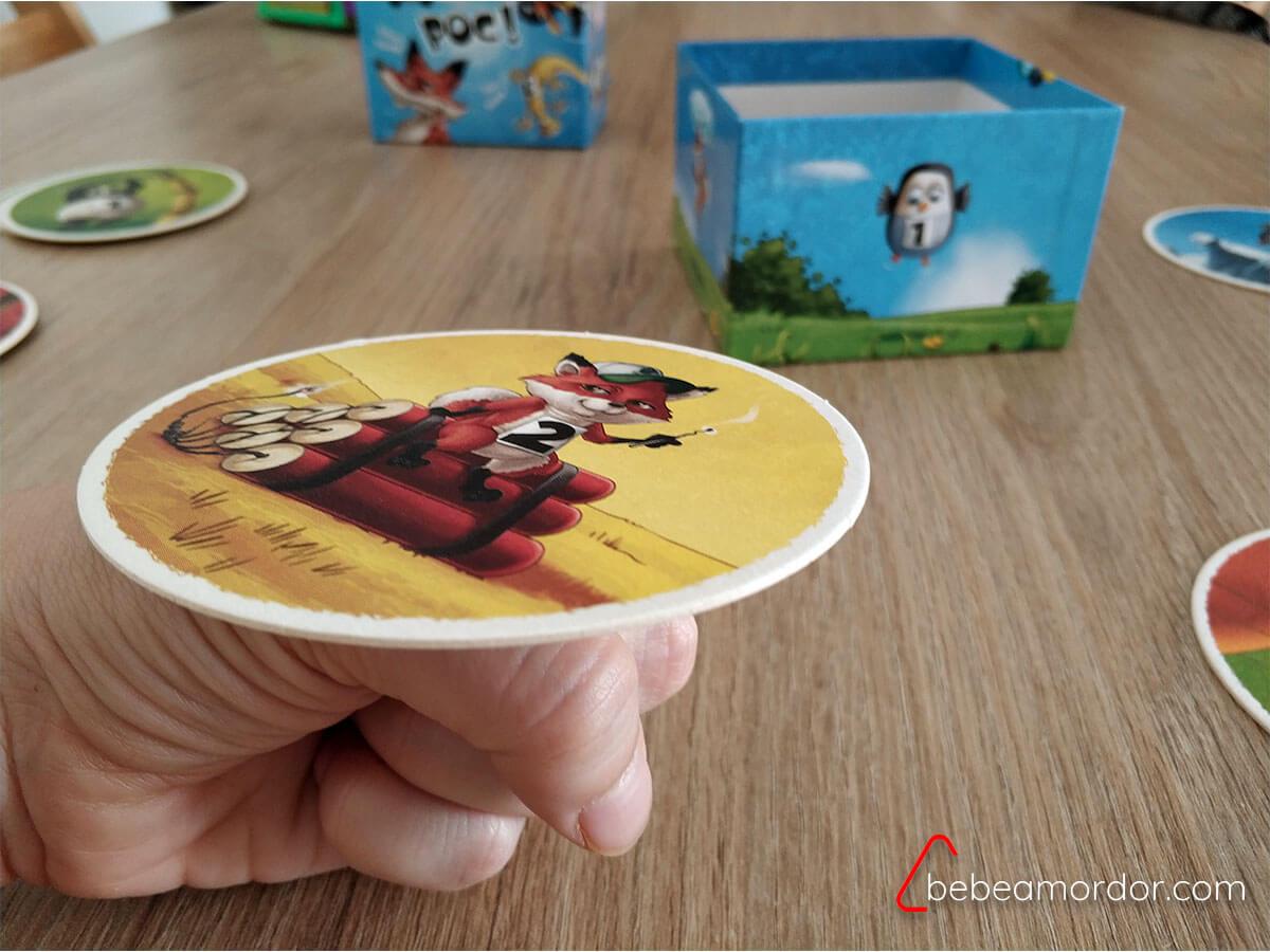 juego de mesa Poc!