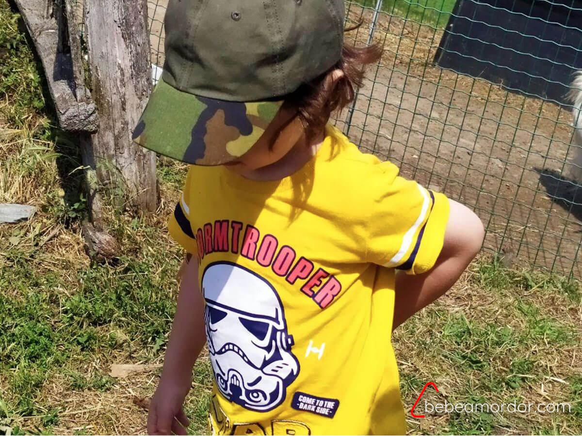 camisetas estampadas niños/as Pikachu.