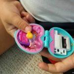 Minicofre Polly Pocket