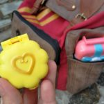 minicofre Polly Pocket y cofre de bolsillo